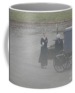 An Evening Goodbye Coffee Mug