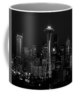 An Evening In Seattle Coffee Mug by L O C