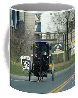 An Evening Ride Coffee Mug