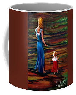 An Evening Walk Coffee Mug