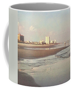An Evening Walking The Grand Strand Coffee Mug