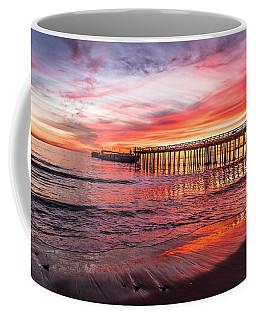 Seacliff Sunset Coffee Mug