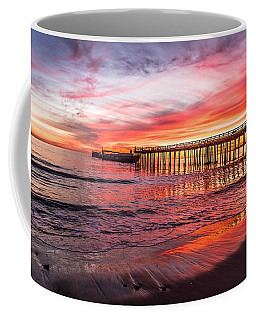 Seacliff Sunset Coffee Mug