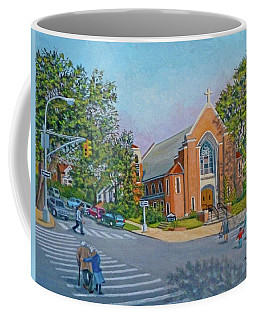 An Historical Church Coffee Mug