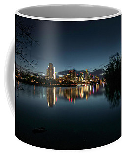 An Hour Before Sunrise Coffee Mug