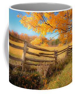An Ideal Autumn Coffee Mug