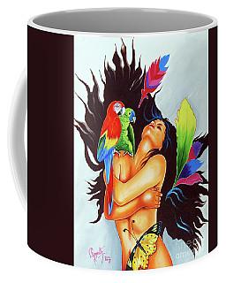 An Inspiration Coffee Mug