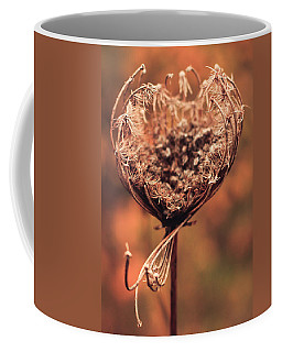 Coffee Mug featuring the photograph An Invite by Viviana  Nadowski