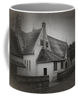 An Irish Church Coffee Mug by Dave Luebbert
