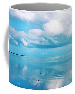 An Ocean Like Glass Coffee Mug