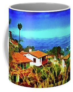 An Ocean View Coffee Mug