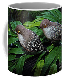 An Old Couple These Two Birds Coffee Mug