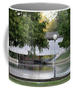 An Old Covered Bridge - Columbus Indiana Coffee Mug