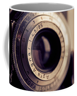 An Old Friend Coffee Mug by Yvette Van Teeffelen