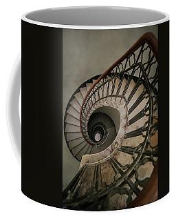 An Old Spiral Staircase Coffee Mug