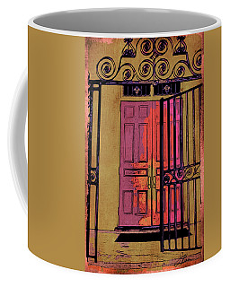 An Open Gate Coffee Mug