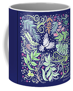 An Opening For A Dove Coffee Mug