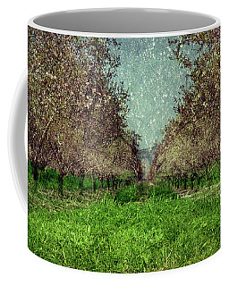 An Orchard In Blossom In The Eila Valley Coffee Mug