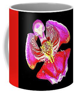 An Orchid's Pearl Coffee Mug