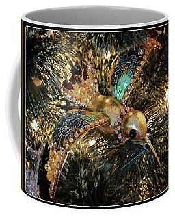Coffee Mug featuring the photograph An Ornament On The Tree by Scott Kingery