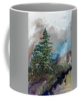 An Yosemite Afternoon Coffee Mug