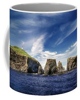 Channel Islands National Park - Anacapa Island Coffee Mug