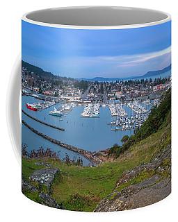 Anacortes Peaceful Morning Coffee Mug