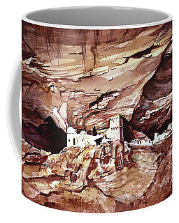 Anassasi Wall Ruins Coffee Mug