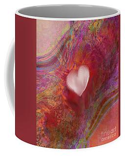 Anatomy Of Heart Coffee Mug