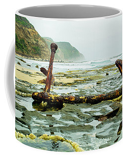 Anchor At Rest Coffee Mug