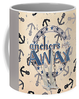 Anchors Away 1956 Coffee Mug