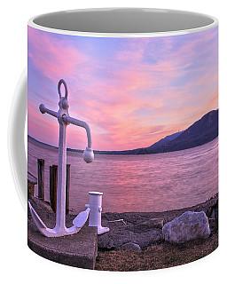 Anchors Aweigh Coffee Mug by Angelo Marcialis