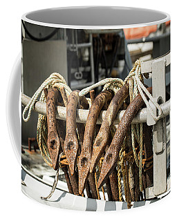 Anchors Coffee Mug