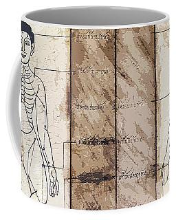Ancient Art Murals At Wat Pho Coffee Mug