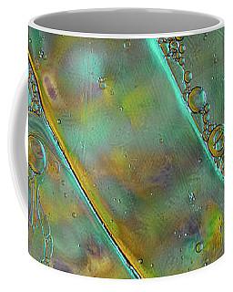 Ancient Brass Pattern Coffee Mug