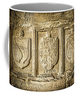 Ancient Carvings Coffee Mug