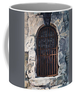 Ancient Door Coffee Mug