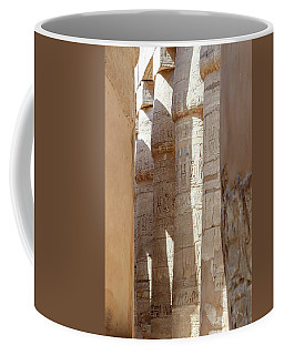 Coffee Mug featuring the photograph Ancient Egypt by Silvia Bruno