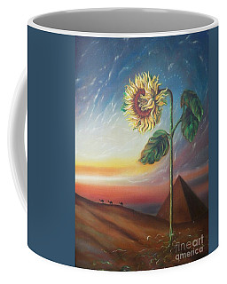 Blaa Kattproduksjoner              Ancient Energy Coffee Mug