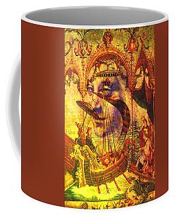 Ancient Of Days Coffee Mug