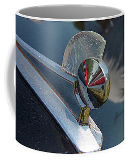 Coffee Mug featuring the photograph Ancient Ornament by Nick Kirby