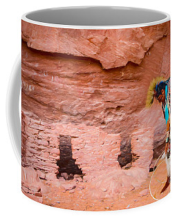 Ancient Ruins Coffee Mug