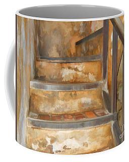 Ancient Stairway Coffee Mug