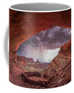 Ancient Storm 2 Coffee Mug