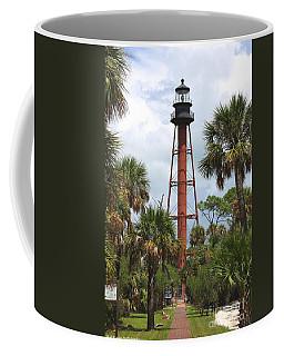Anclote Key Lighthouse Coffee Mug