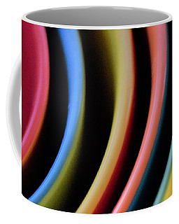 And A Dash Of Color Coffee Mug by John Glass