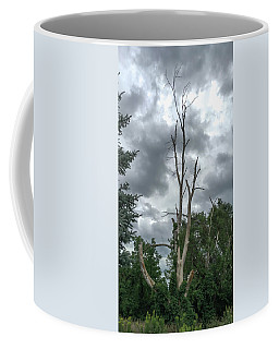 And One Still Stands Coffee Mug by Guy Whiteley