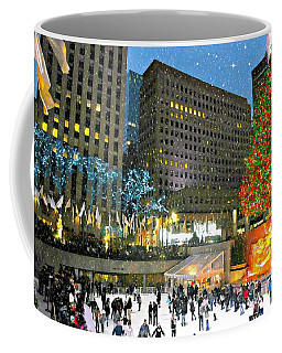 And So This Is Christmas Coffee Mug