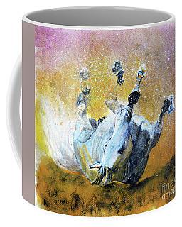 And The Fall Is Flight I Coffee Mug