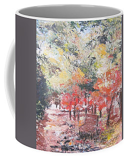 And Then There Was Fall Coffee Mug
